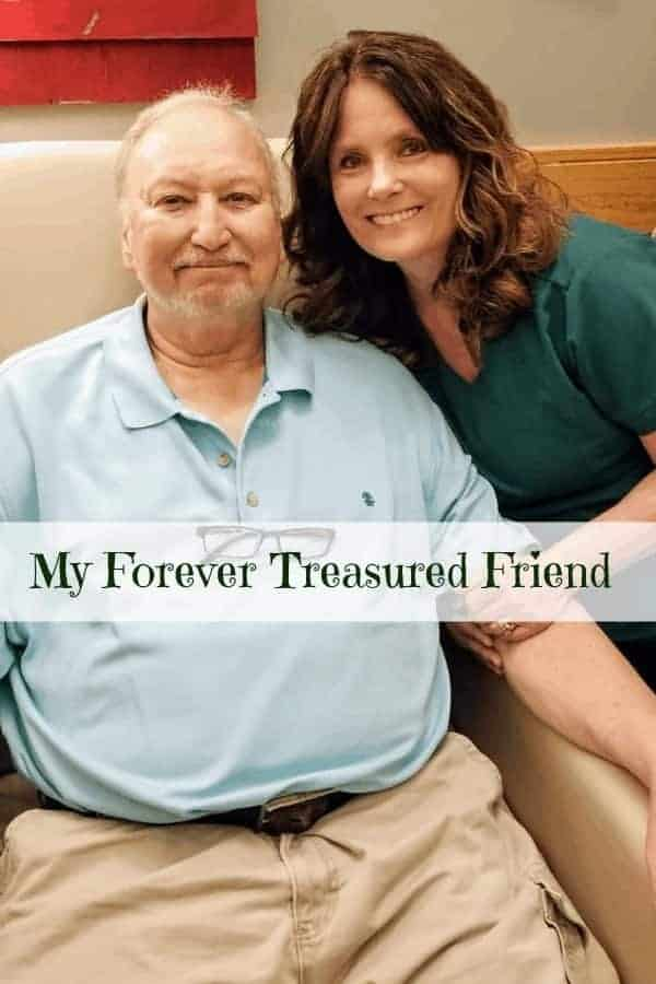 My Forever Treasured Friend