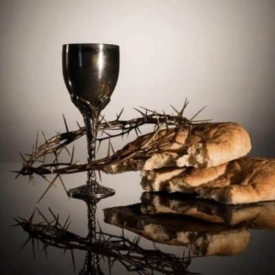 Taking Communion? A Powerful Christian's Prayer at Communion