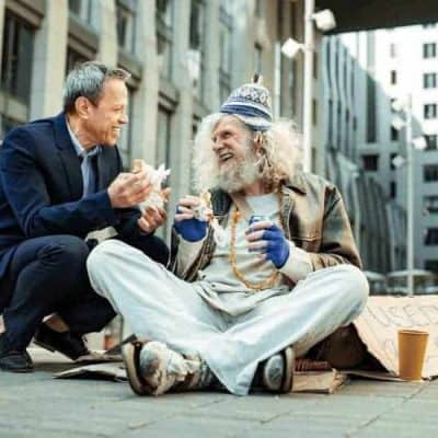 Hope in the Midst of Chaos: Acts of Kindness