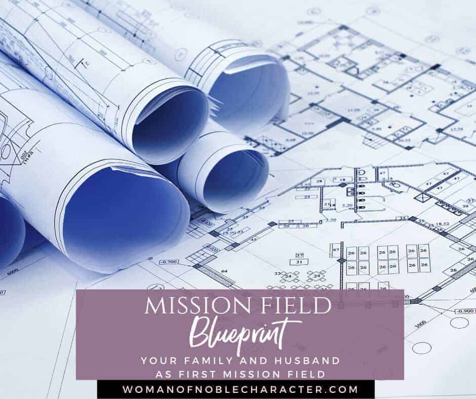 Mission Field Blueprint