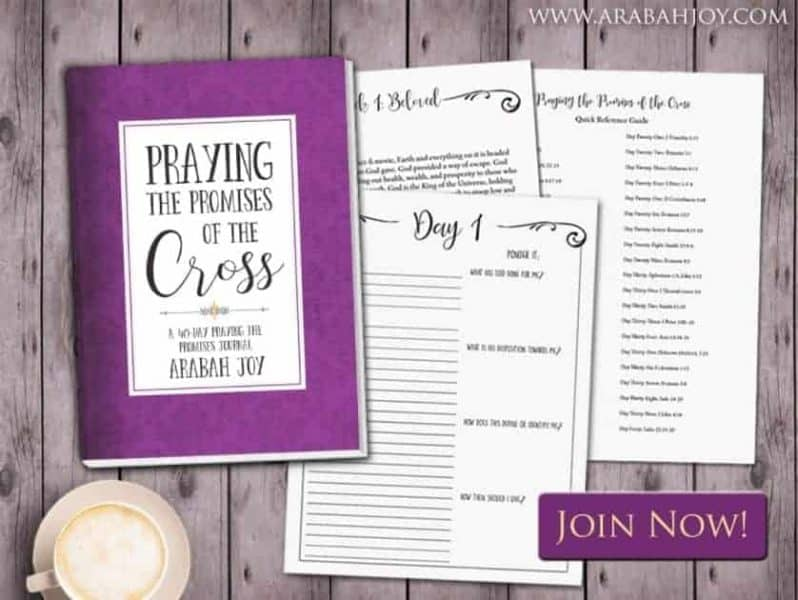Praying the Promises of the Cross Bible Study