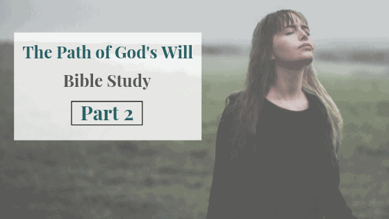 The Path of God's Will Part 2