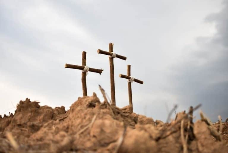 What Does the Death of Jesus on the Cross Mean for You?