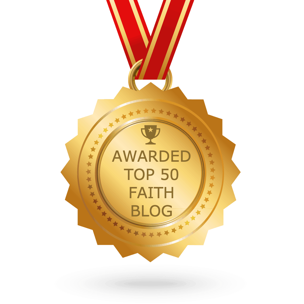 Feedspot Top 50 Faith Blog
