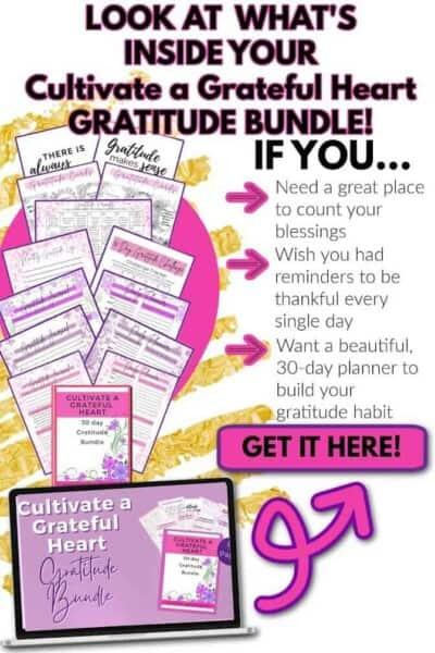 Grateful Heart Bundle