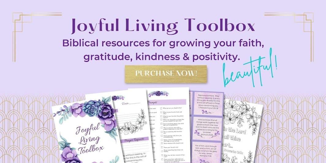 Joyful Living Toolbox