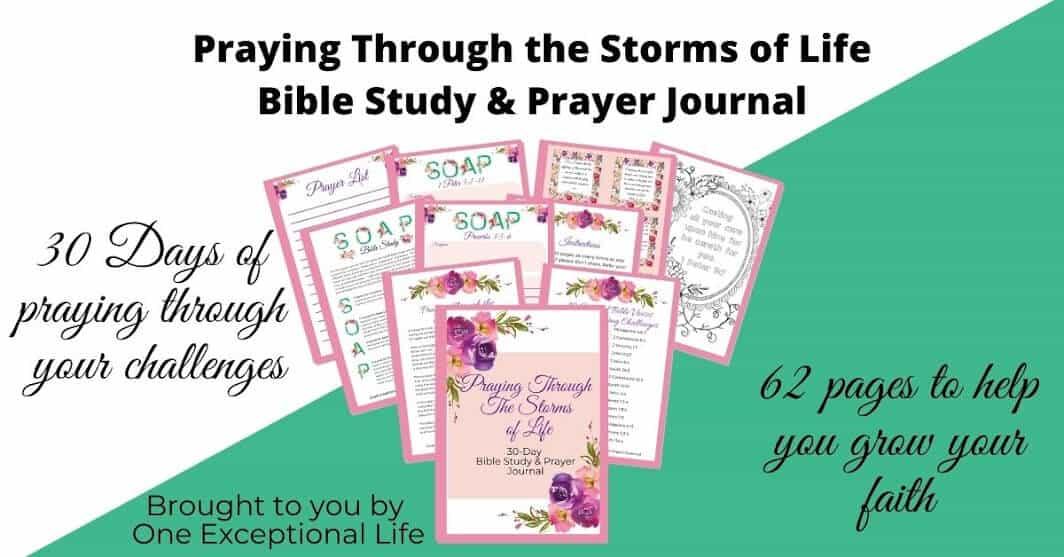 Praying through the Storms of Life